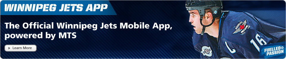 Winnipeg Jets App