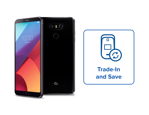 Trade in for the LG G6 and save