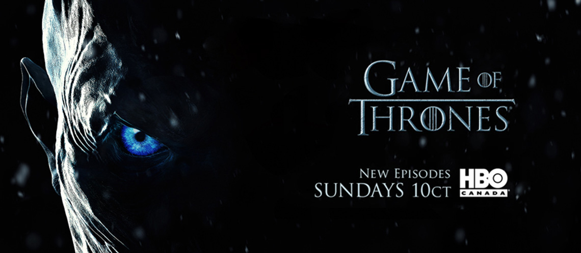 Game of Thrones Season 7 premieres July 16 at 10 P.M. central time