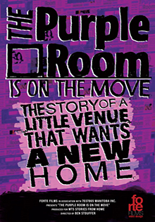 The Purple Room Is On The Move