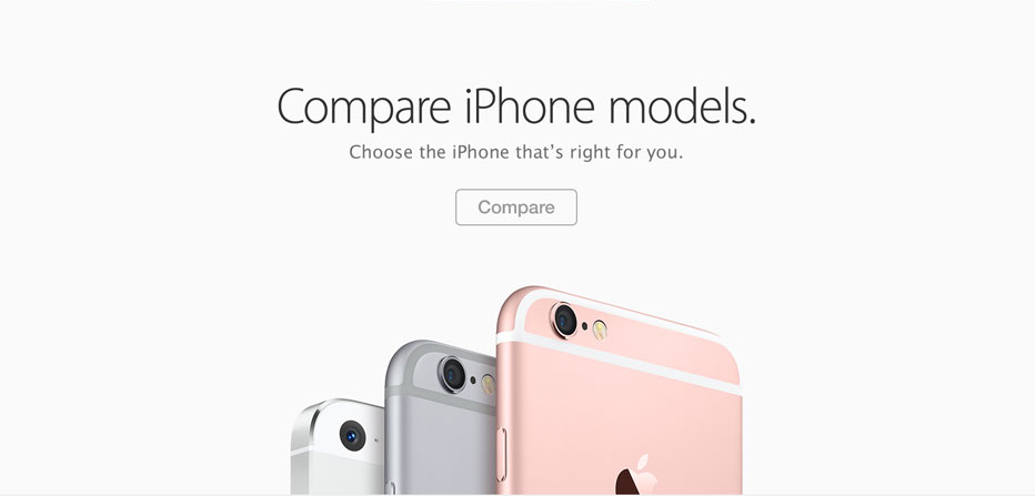 Compare the features of the different iPhone models and see which one is right for you.